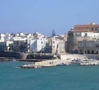 Otranto mare e castello